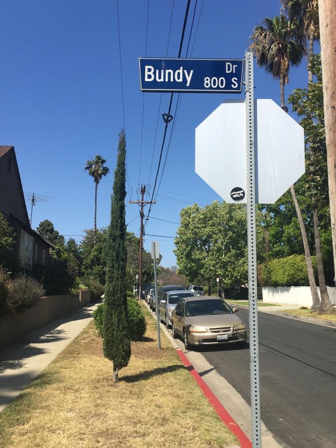 Bundy sign