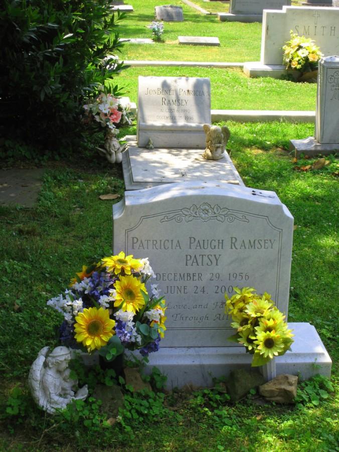 patsy-grave