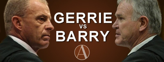 gerrie vs barry