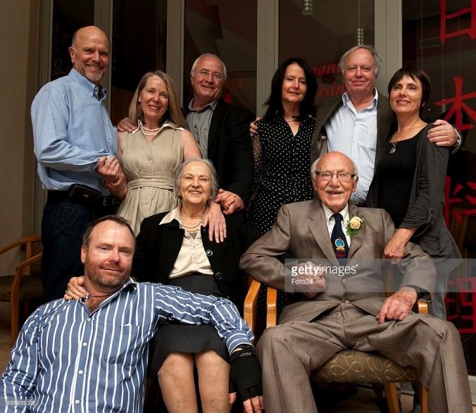 Pistorius family