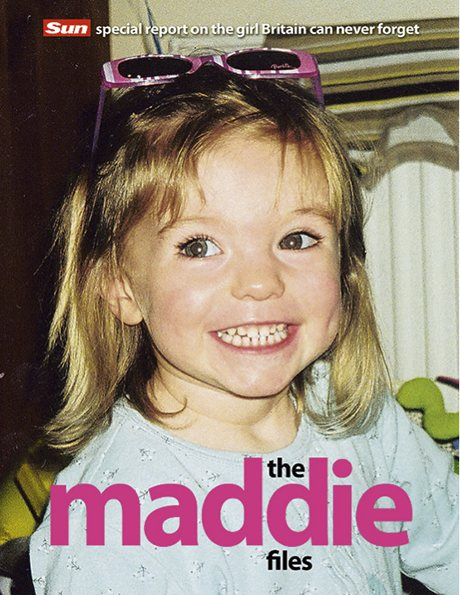 The Sun's Madeleine McCann special report