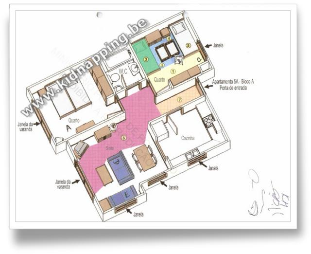 Apartment-plan