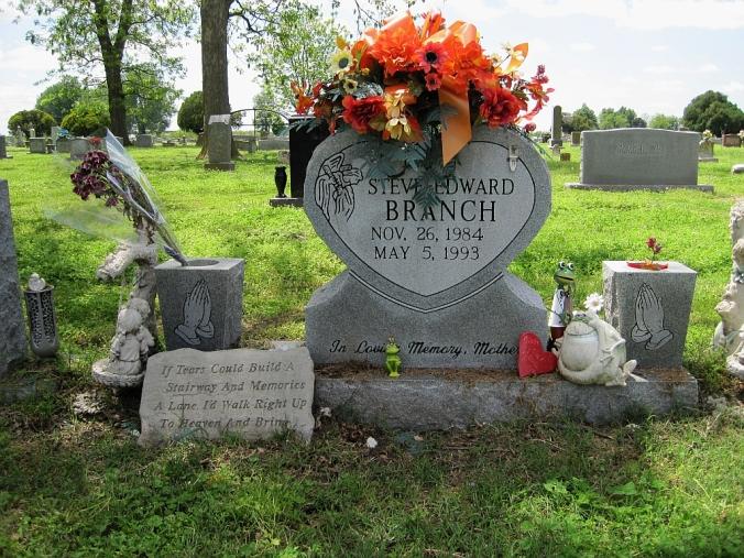 Branch grave