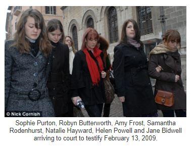 British girls