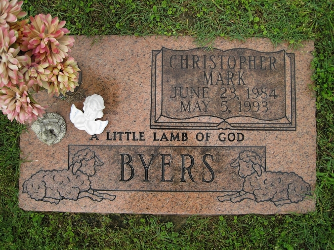 Byers grave
