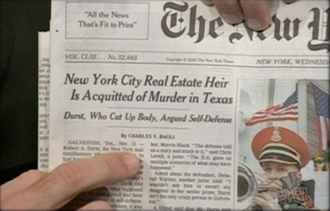 Durstnewspaper