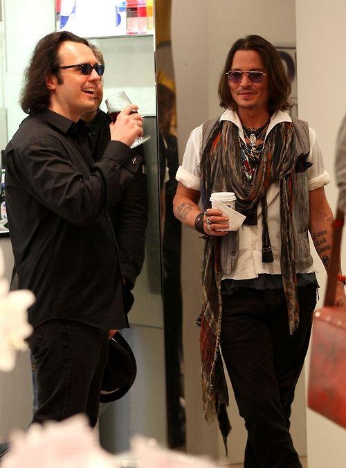 Echols and Depp