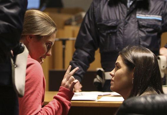 Knox trial 16