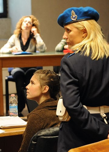 Knox trial 23