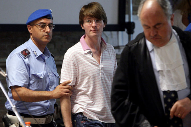 Amanda Knox's Mother Testifies At The Meredith Kercher Trial