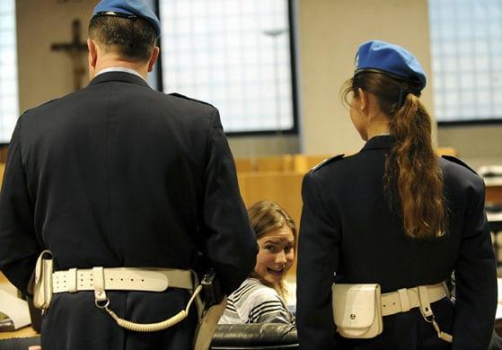 Knox trial 4