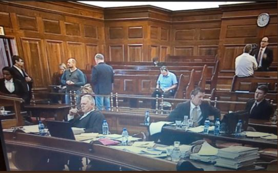 Nick in court