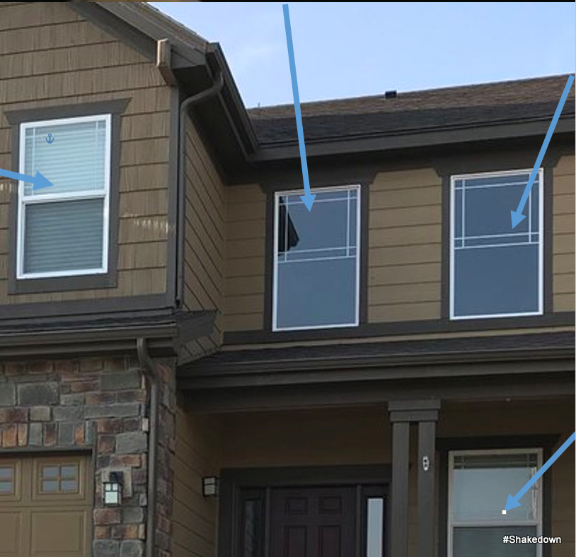 Analysis of the blinds of Chris Watts' Home | #SHAKEDOWN